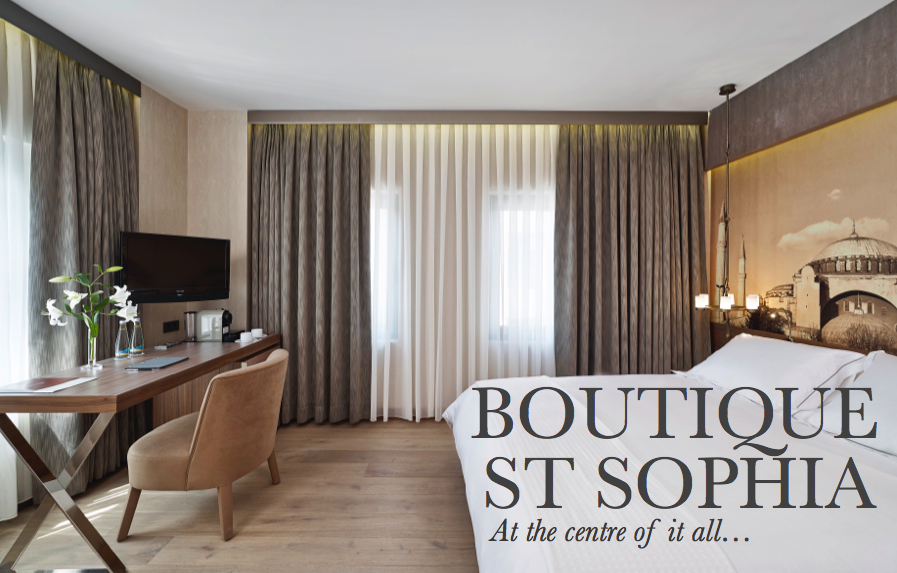 Boutique St Sophia Istanbul