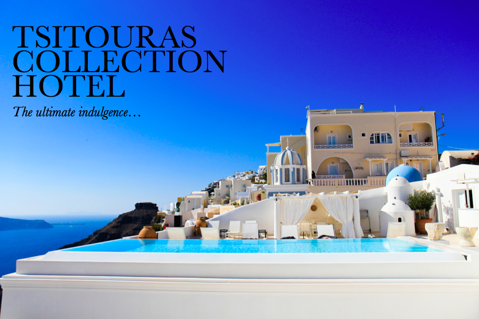 The Tsitouras Collection Santorini