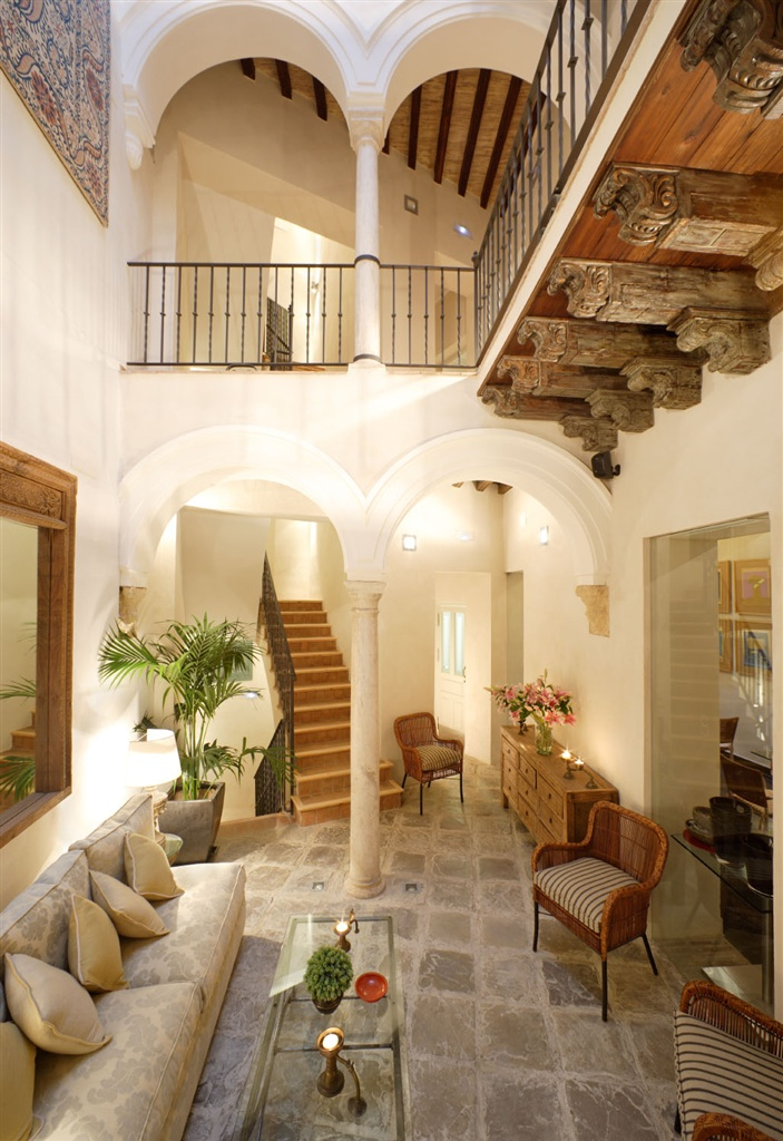 Corral del Rey - Seville Lobby