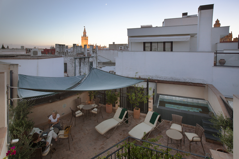 Corral del Rey - Seville Rooftop
