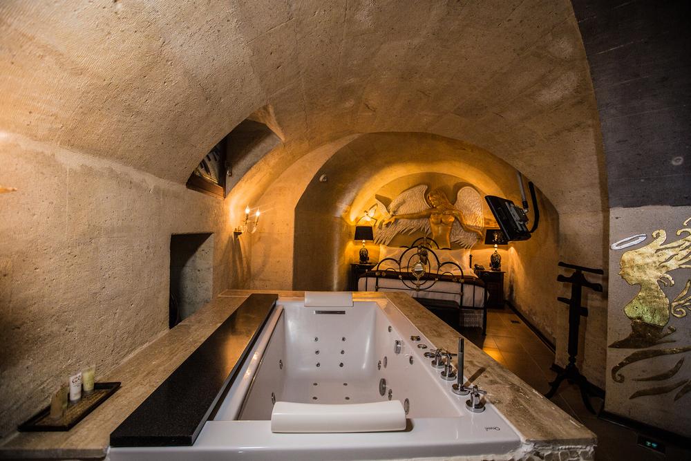 Cappadocia Cave Resort & Spa, Spa