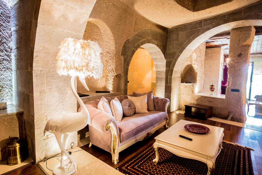 Cappadocia Cave Resort & Spa, Lounge