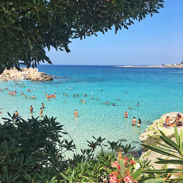I spy with my little eye..Heaven! . . . #SantaMaria #Puglia #Italy #ThatView #MermaidLife #beautiful #sun #luxurytravel #lovelife #vacation #adventures #happy #photooftheday #instagood #instatravel #bestoftheday #travel #koyds #travelbug #blessed #travelpics #tourist #thegoodlife #fun #wanderlust #paradise #IamATraveler #amazingplaces #Summer