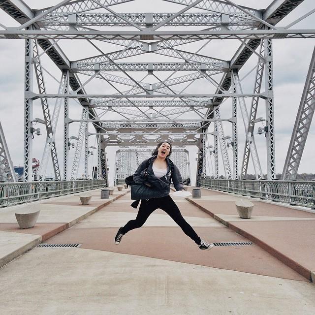 John Seigenthaler pedestrian bridge nashville