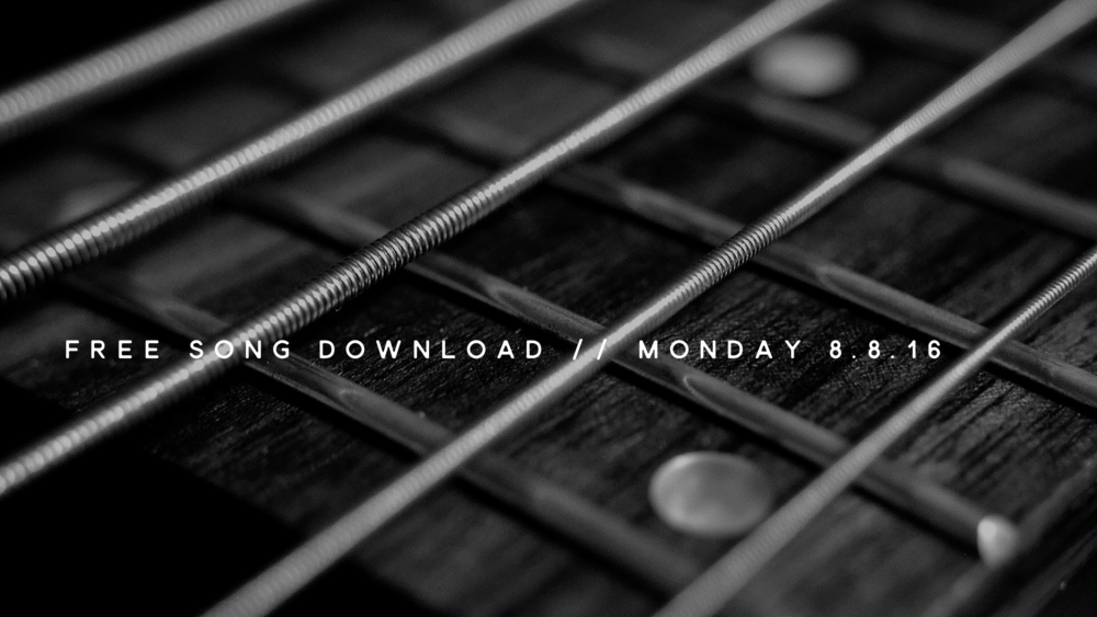 ANNOUNCEMENT: We will be releasing a FREE SONG DOWNLOAD on NoiseTrade this Monday 8.8.16 - Sign up for our email list to receive a reminder at http://bit.ly/CLemail