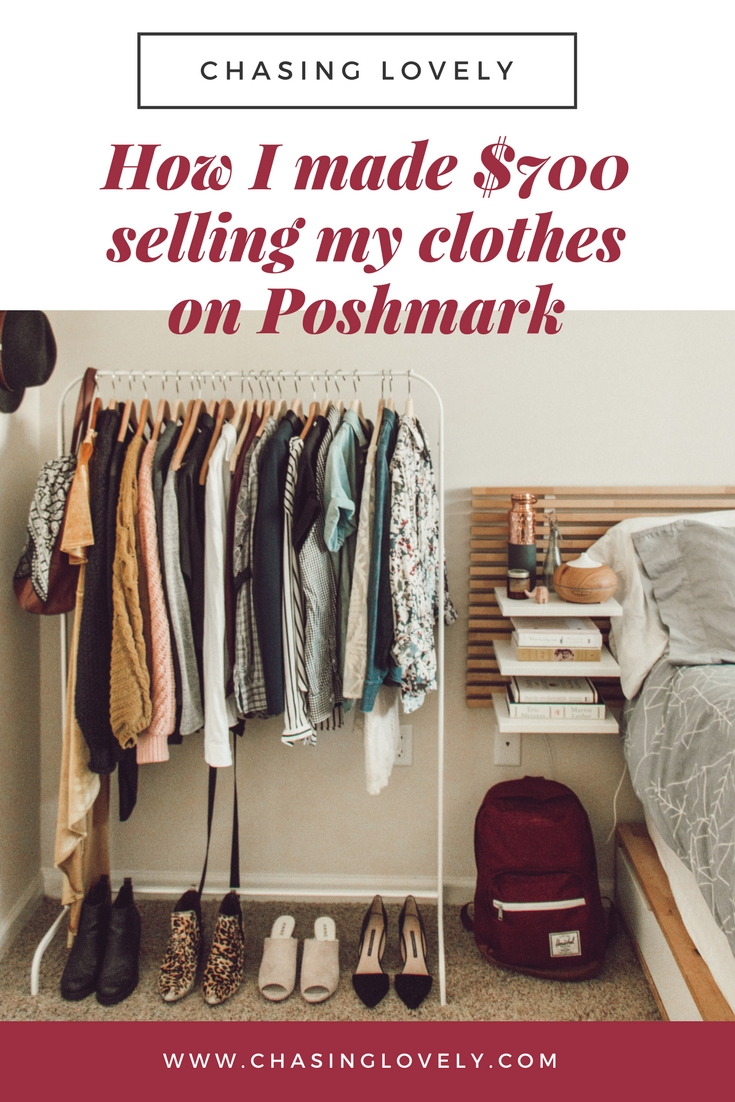 f47c14be119 How I Made  800 Selling My Clothes On Poshmark — CHASING LOVELY
