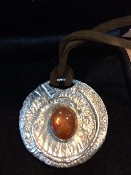 Sunstone Silver 925 - Sold