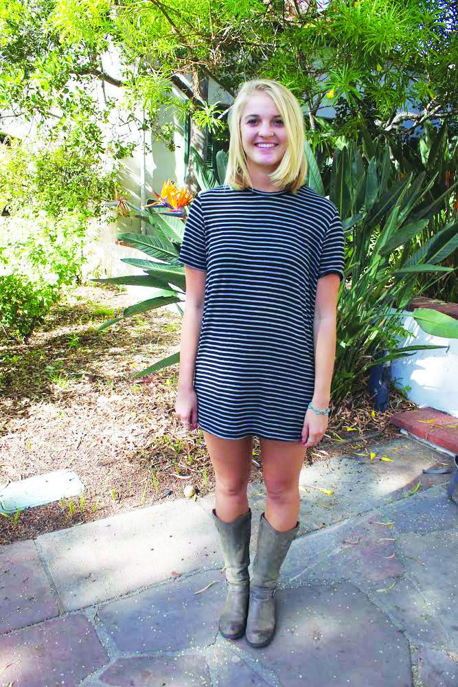 Haley Godtfredsen '16