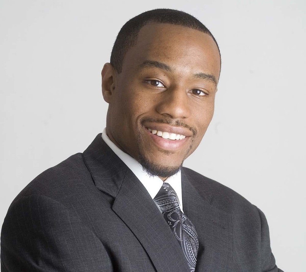 Dr. Marc Lamont Hill. Photo courtsey of Morehouse College