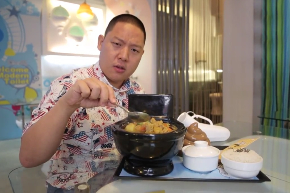 """""""Fresh Off the Boat"""" is based on the life of chef Eddie Huang (pictured last). The show is the first of its kind to portray an Asian American family on primetime comedy television. Photos courtesy of ABC and HypeBeast.com."""
