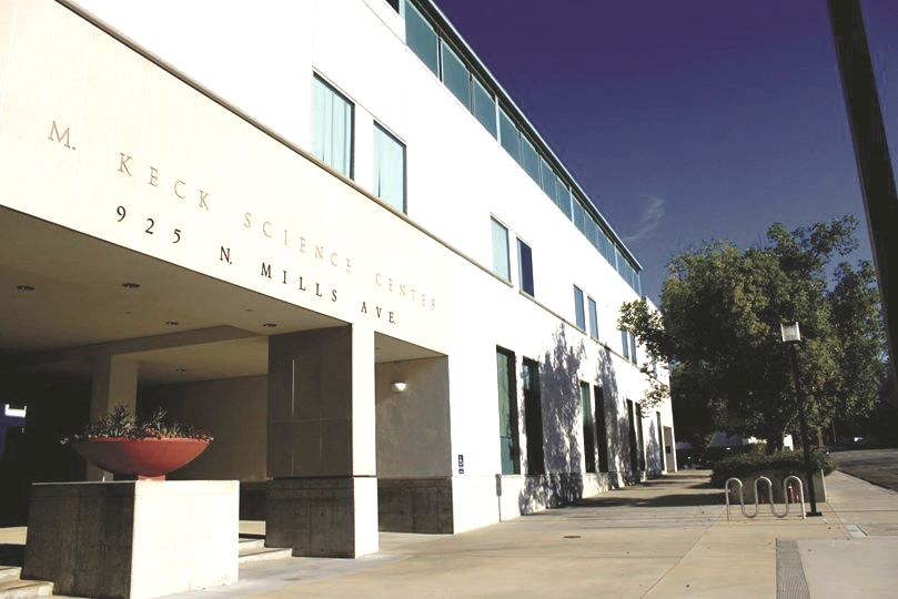Keck Science Center, courtesy of Keck