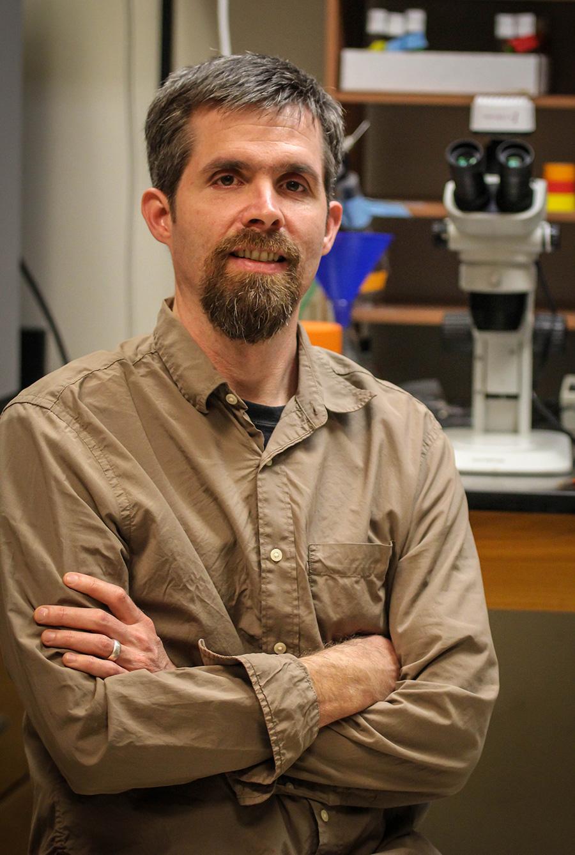 Professor Patrick Ferree, courtesy of Scripps College