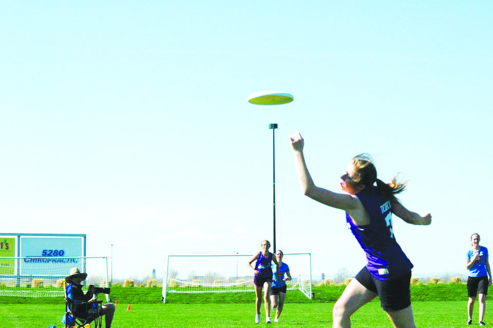 Photo courtsey of Claremont Ultimate Frisbee Team