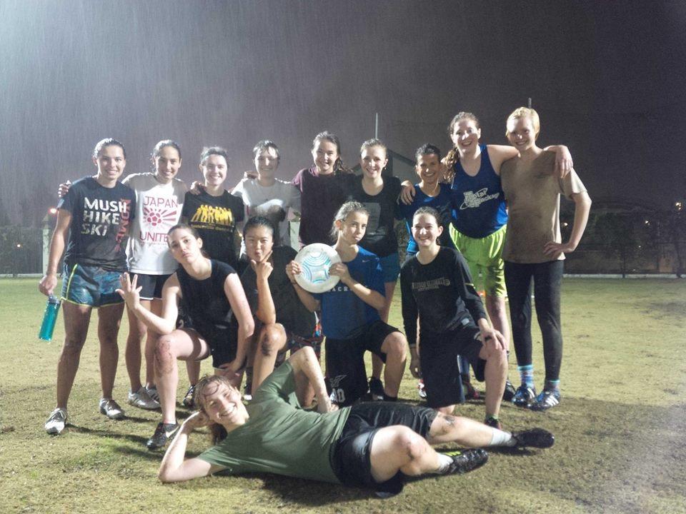 5C Ultimate Frisbee Team