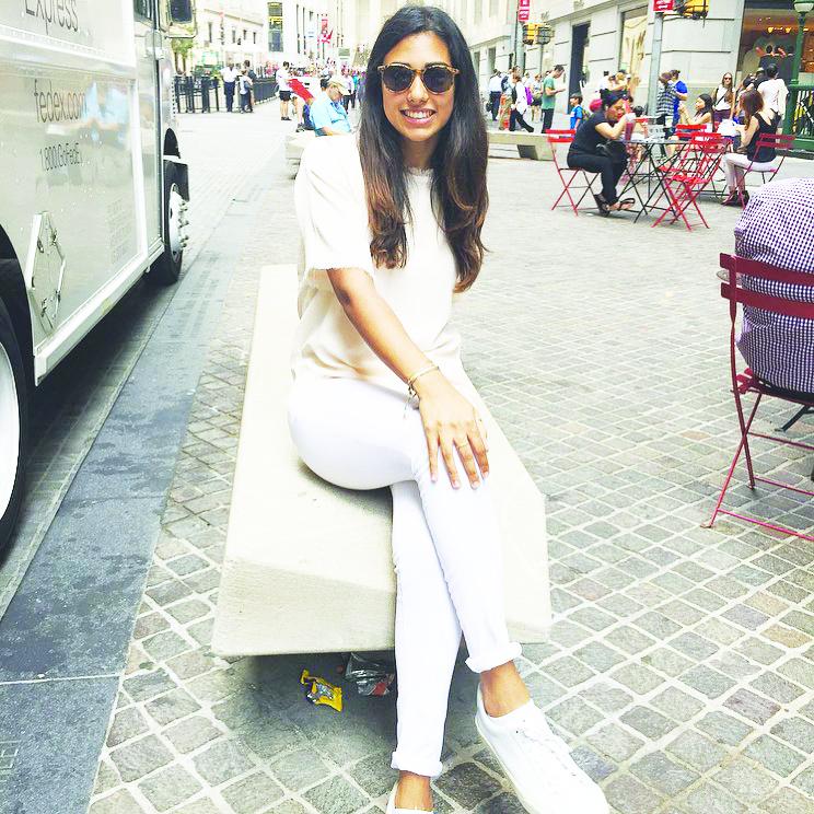 Photo courtesy of Diva Gattani '17