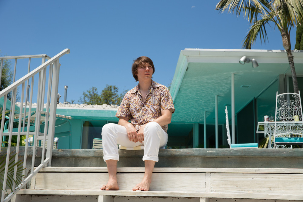 Paul Dano as young Brian Wilson. Photo courtesy ofRoadside Attractions.