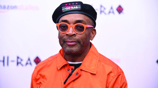 Director Spike Lee is among those boycotting the Oscars. Photo courtesy of Variety.