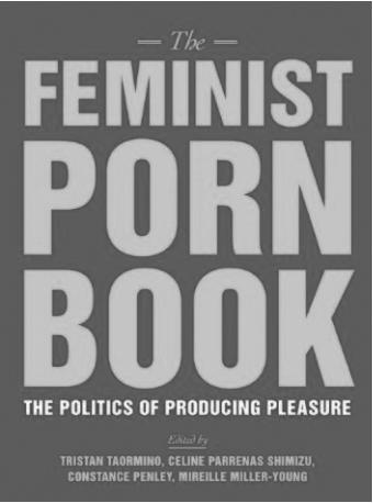 A feminist critique of pornography. Photo courtesy of TheFeministPornBook.com