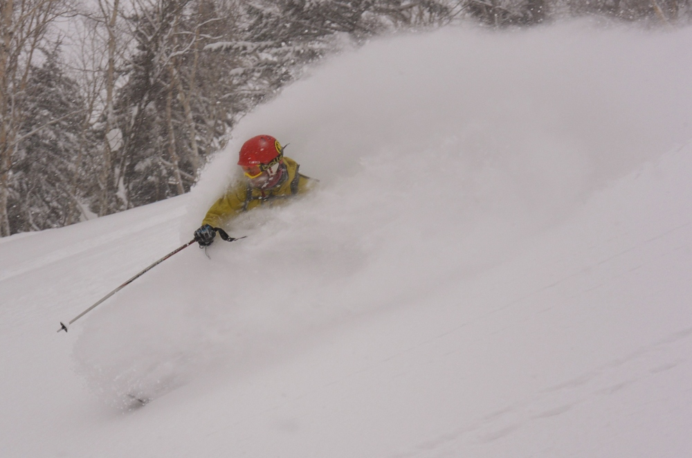 Hokkaido cold smoke. © The Powder Project Pty Ltd