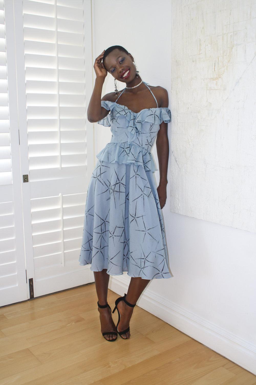 74a4d74469a Style 701. Flirty Summer DressDresses