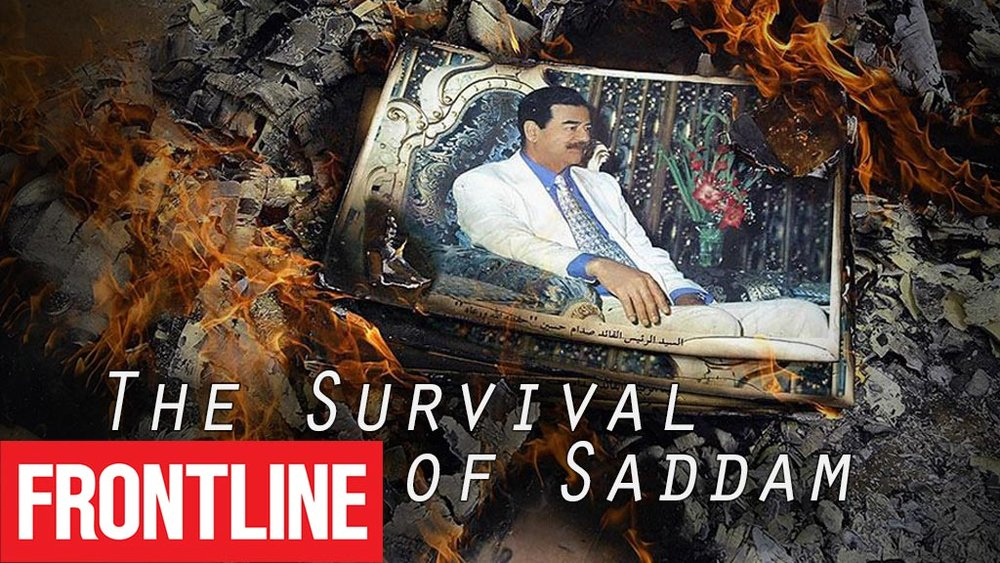 The Survival of Saddam (2000)