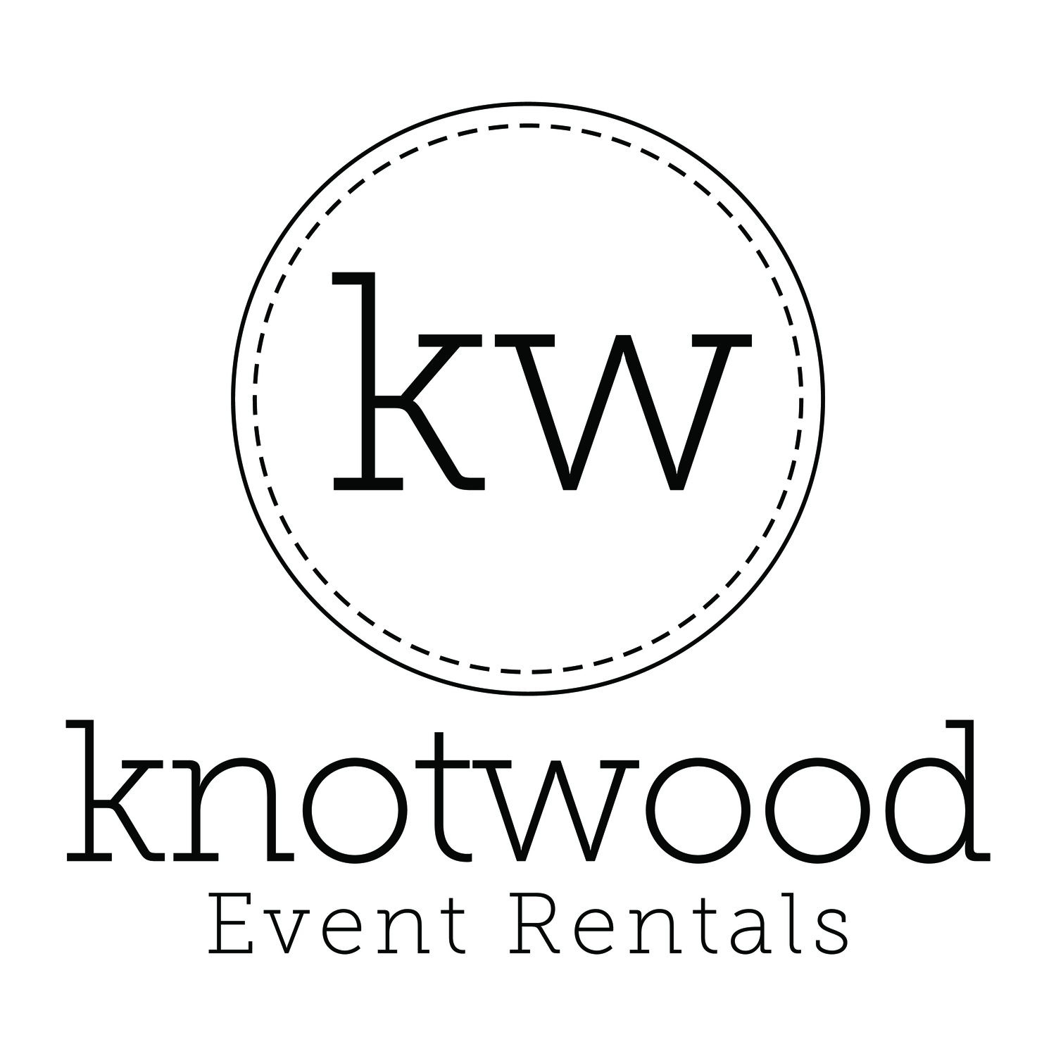 Knotwood Event Rentals and Decor