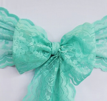 Tiffany Blue Lace