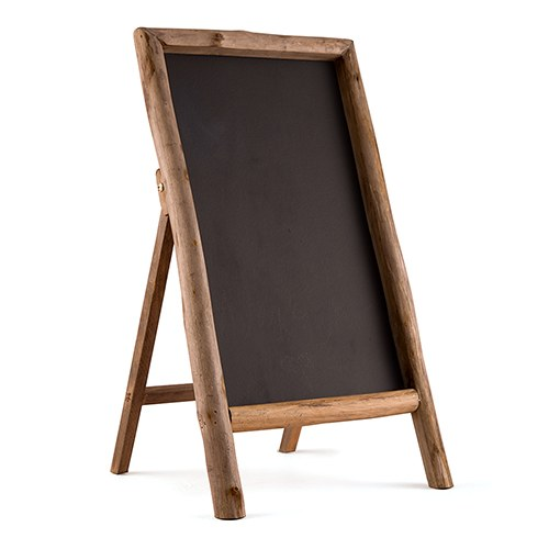 Self Standing Wooden Chalkboards