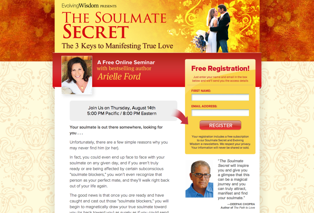 Freebie Class Alert! Click Image to sign up!