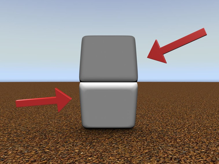OPTICOPTICAL ILLUSION What would you say if we told you these two boxes were the exact same shade of gray? Can you see it? Gradients and shadows give your brain clues based on your past experiences with shadows. But shadows can lie to you. AL ILLUSION What would you say if we told you these two boxes were the exact same shade of gray? Can you see it? Gradients and shadows give your brain clues based on your past experiences with shadows. But shadows can lie to you. Click the image to further boggle your mind with more brain games.