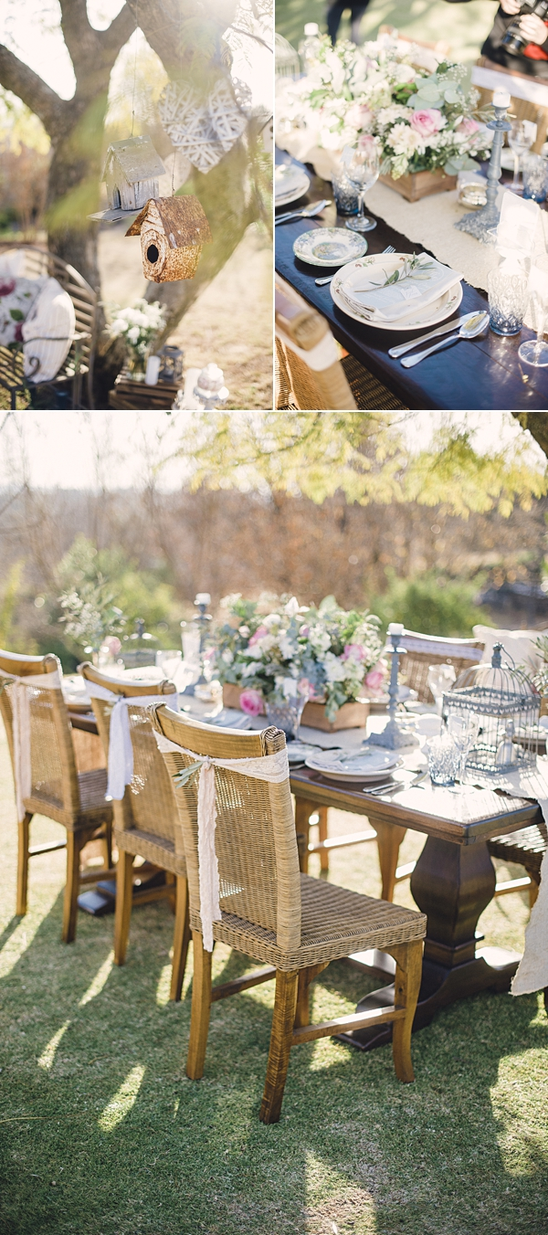 Decor / Flowers / Styling : Vanilla Pod Designs  Photography: Ryan Parker
