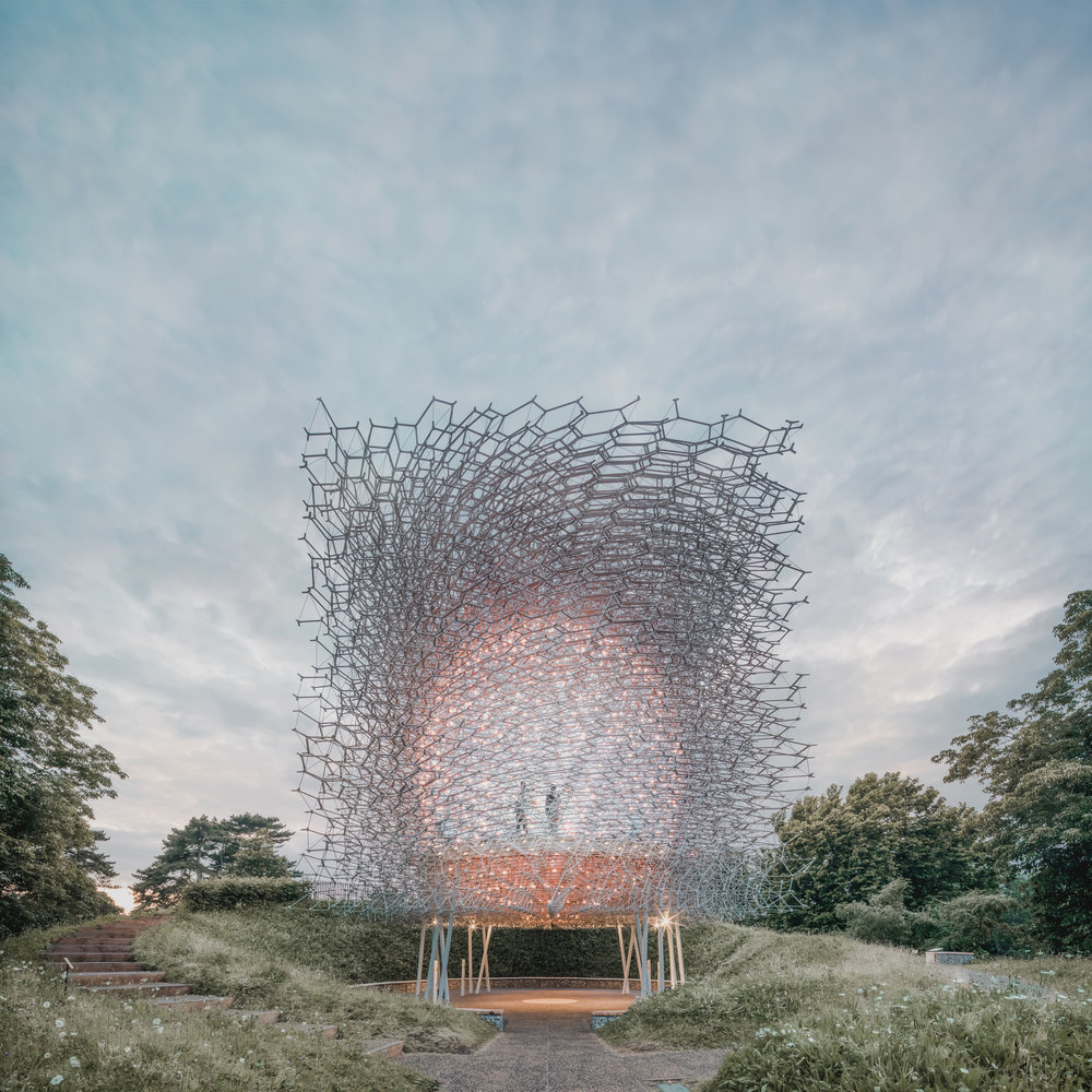 The Hive at Kew Gardens - image Mark Hadden