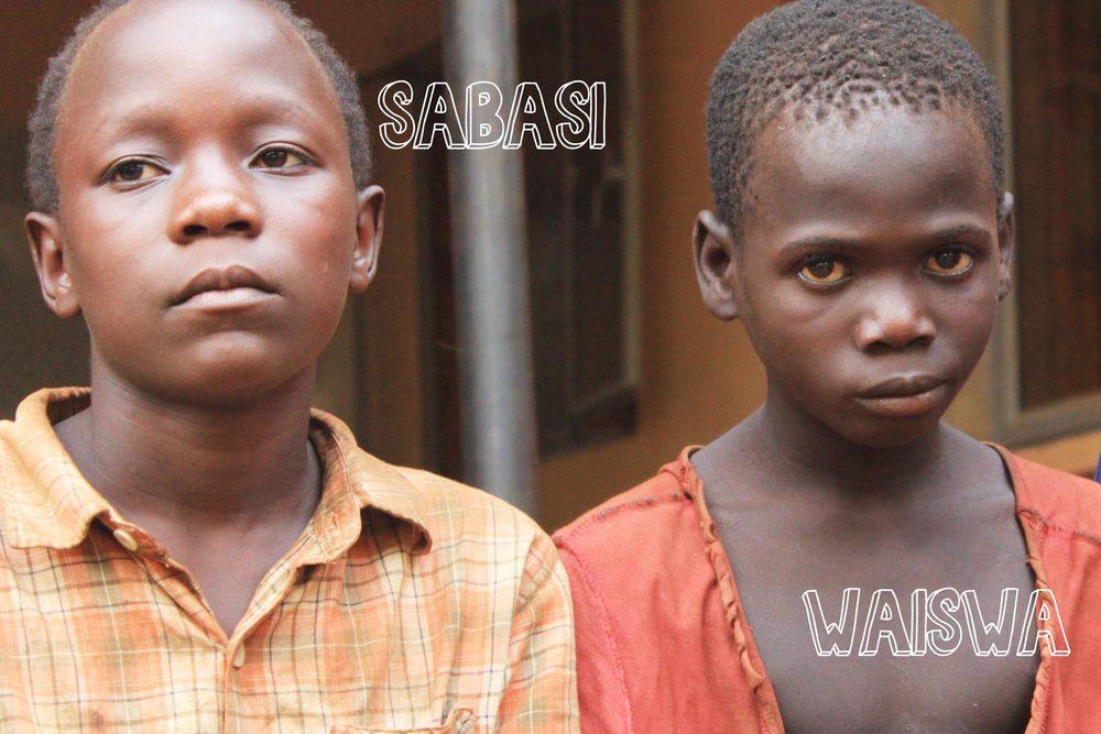 Sabasi and Waiswa