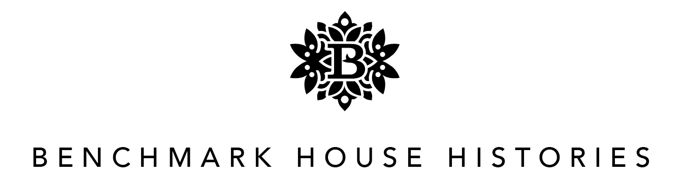 BENCHMARK HOUSE HISTORIES