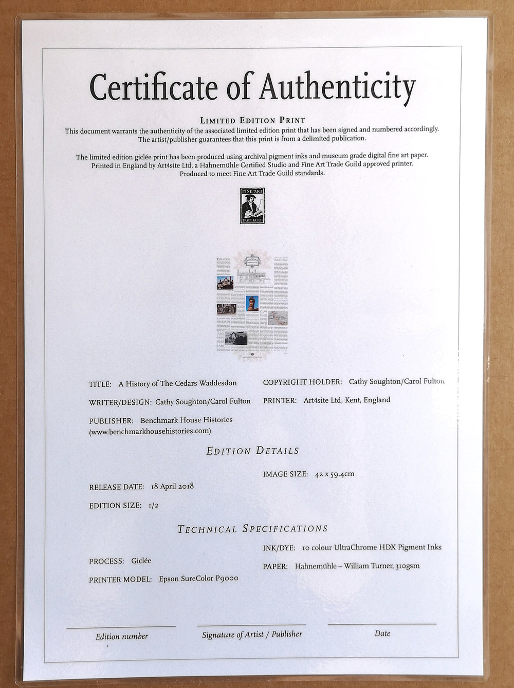 BENCHMARK_HOUSE_HISTORIES_Carol_Fulton_20180801IMG_20180731_Certificate_of_Authenticity.jpg