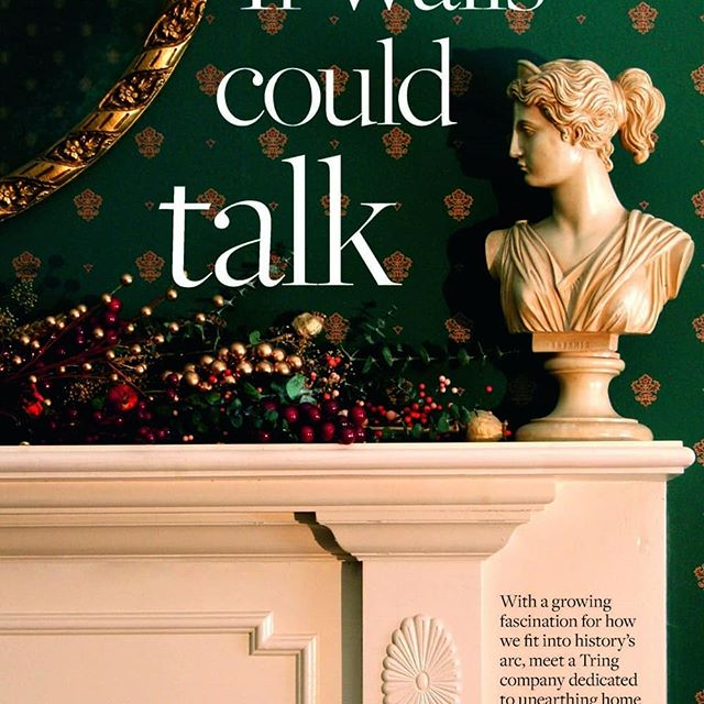 We are very lucky to have a 5-page article in the current/April issue of Hertfordshire Life magazine! Written by Laura Vickers, it features our Berkhamsted project about the home where Clementine Hozier (who went on to marry Winston Churchill) lived as a teenager - and another in Ashridge: the house where Charles de Gaulle and his family were based in 1941. Two properties with fascinating histories to uncover! SEE LINK IN BIO!  #househistoryresearch #housedetective #househistory #housedetectives #oldhouses #propertyhistories #propertyportraits #propertyhistory #househistorian  #ahousethroughtime #architecturalhistorian #architecturalhistory #benchmarkhousehistories #ifwallscouldspeak #ifwallscouldtalk #everyhousehasastorytotell #unravellingthepast #degaulle #charlesdegaulle #clementinehozier #ladychurchill #berkhamsted #herts #hertslife #hertfordshirelifemagazine #ashridge #churchill #winstonchurchill #lauravickers #tring