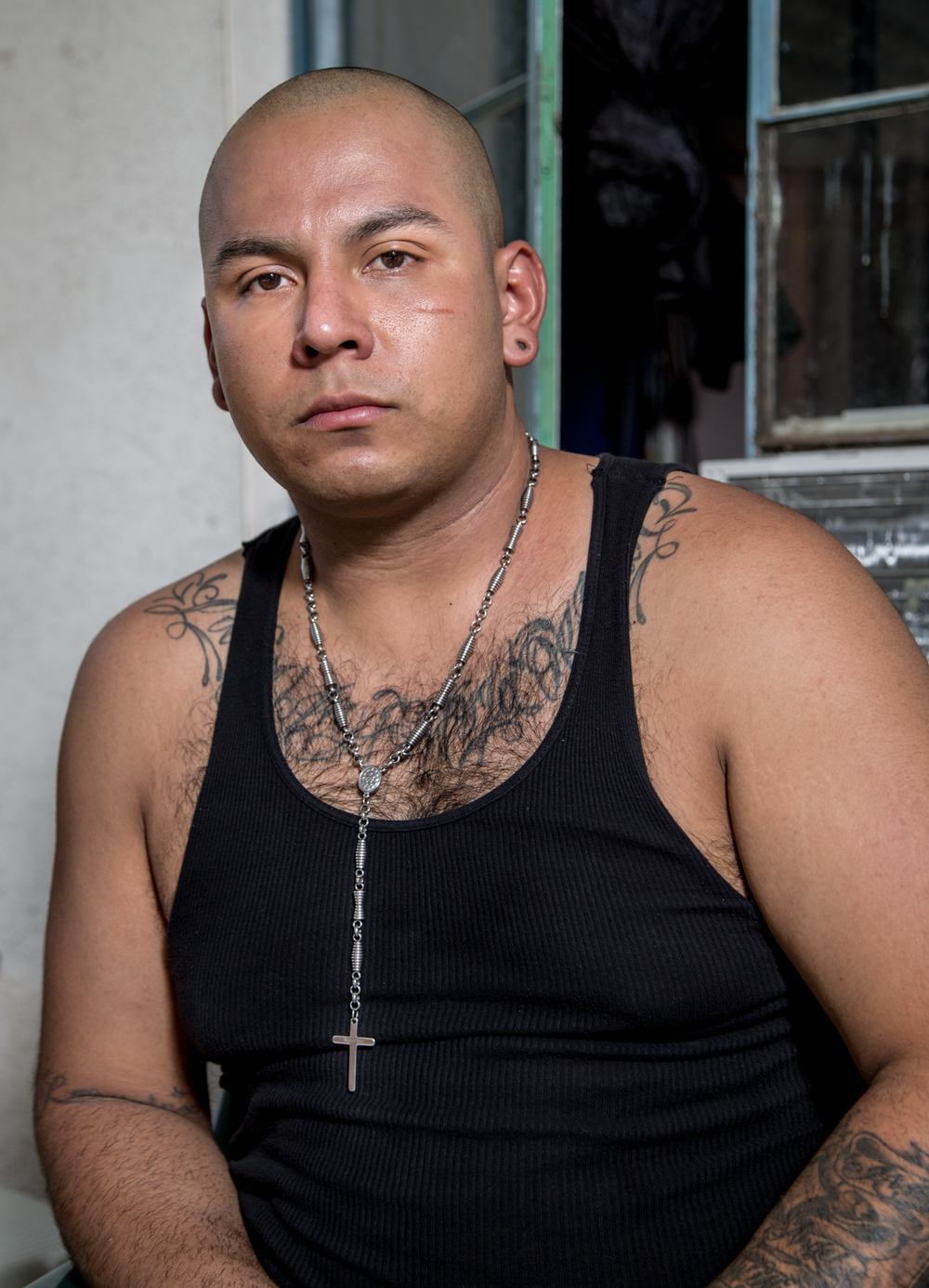 Arturo a.k.a. Junior in Riverside, Calif.