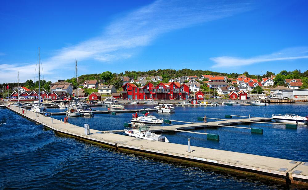 Kyststien på Kirkøy starter i Hvalers hovedstad - Skjærhalden