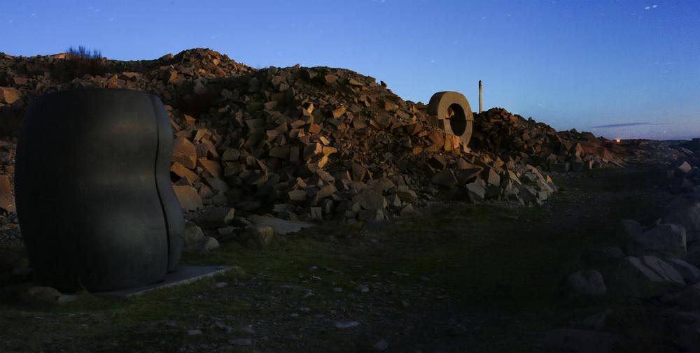 Skulpturparken på RøSShue