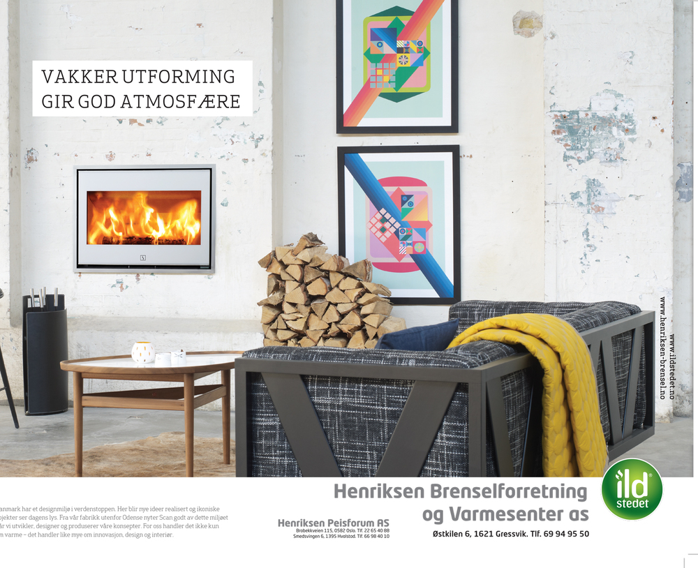 Henriksen Brensel i Fredrikstad