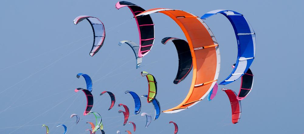 ørekroken - paradis for kitesurfing