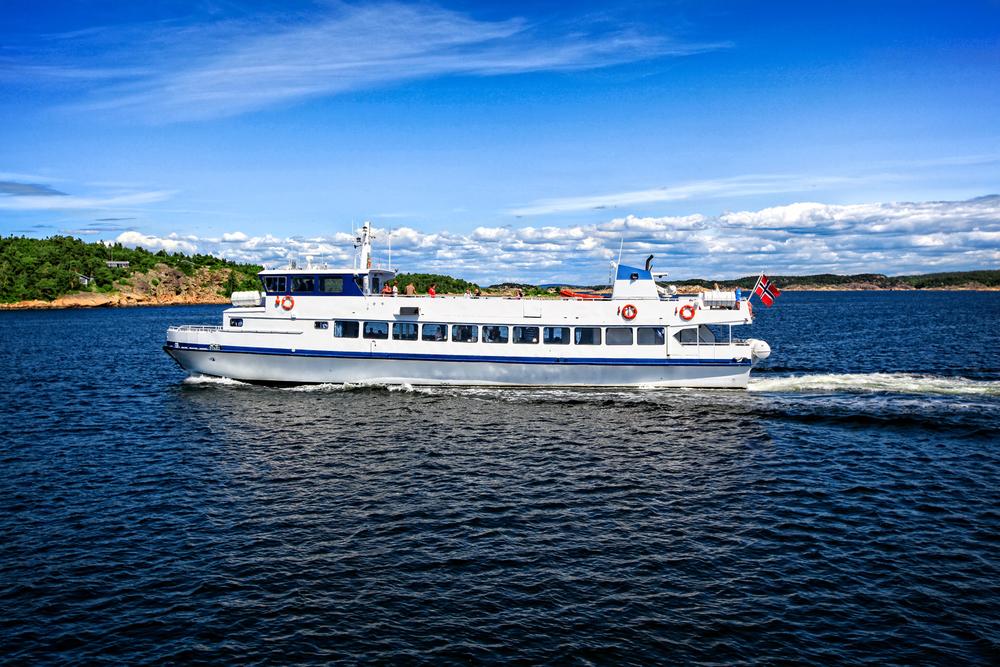Skjærgårdscruise med Hvaler Fjordcruise - Grenseområdets vakreste båtreise