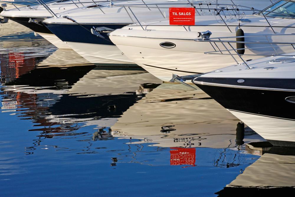Salg av bruktbåter