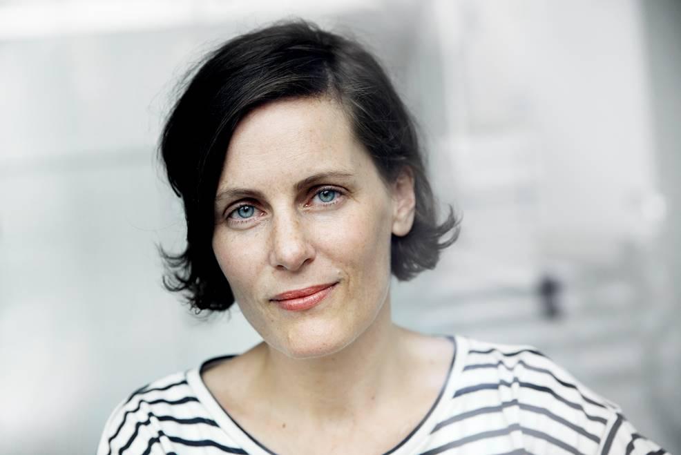 Monika Isakstuen. Fotograf: Pål Audestad