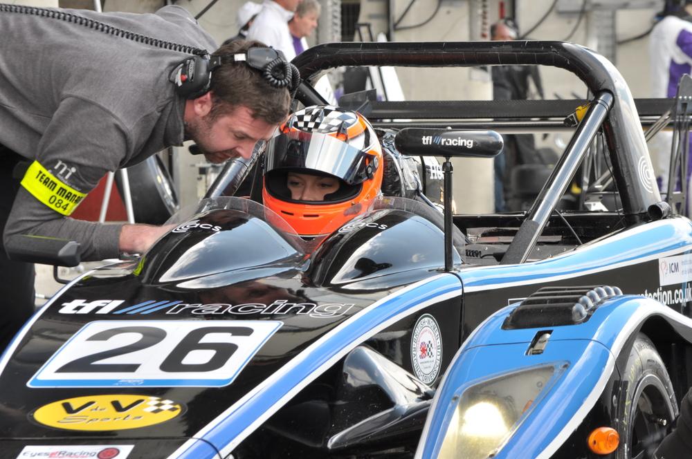 VdeV Le Mans. April, 2014