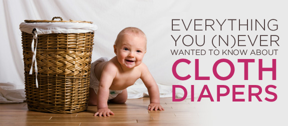 cloth diaper introduction