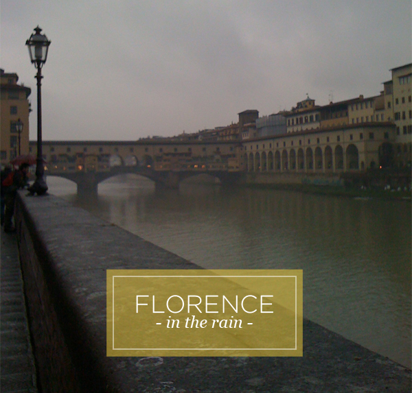 Florence-in-the-rain