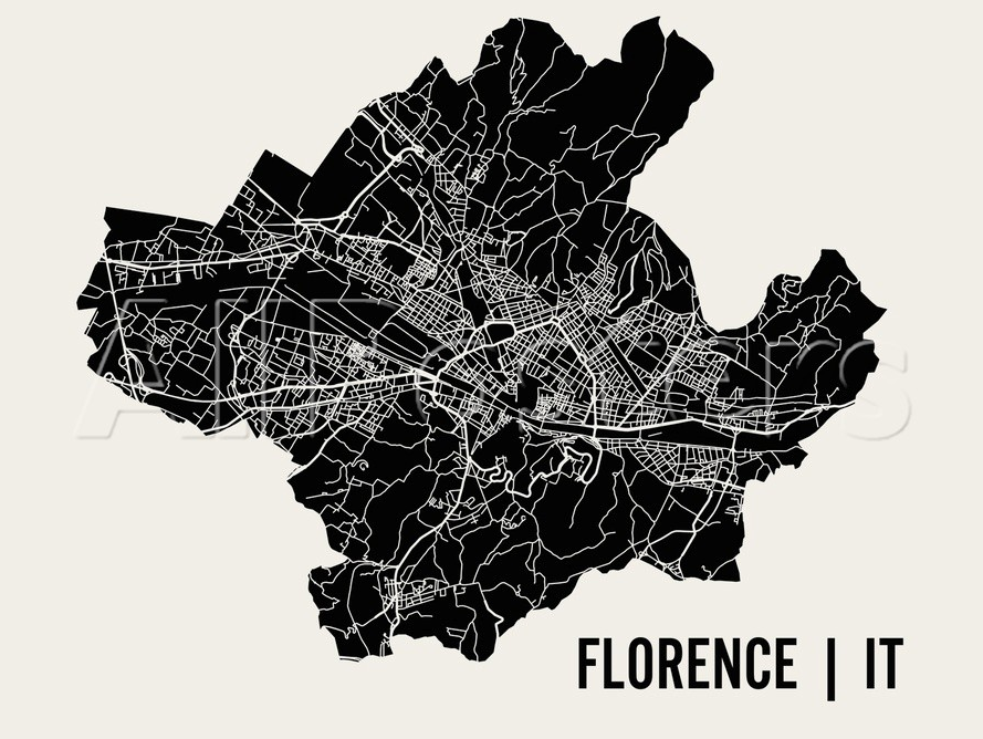 florence-map-all-posters
