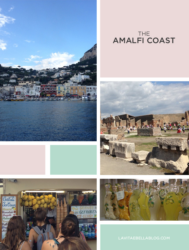 10 Things To Do While Visiting the Amalfi Coast