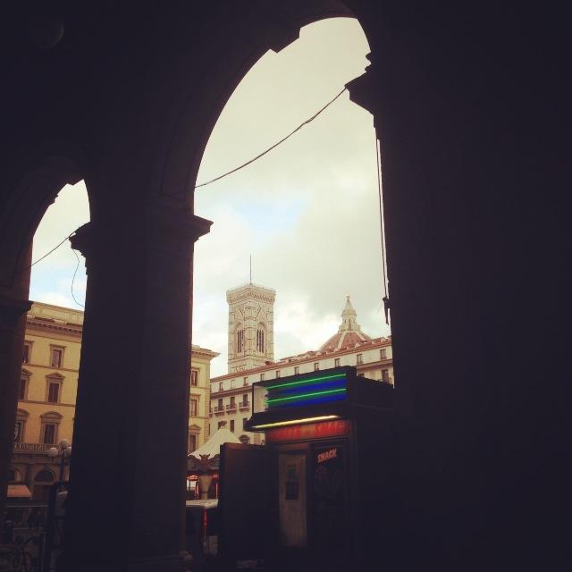 Florence in November